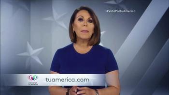 Univision Conitgo TV Spot, 'Tu América: Vota' [Spanish] - Thumbnail 7
