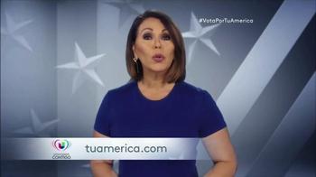 Univision Conitgo TV Spot, 'Tu América: Vota' [Spanish] - Thumbnail 8