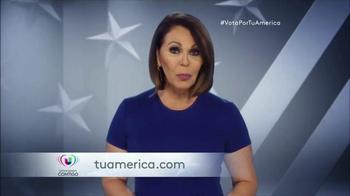 Univision Conitgo TV Spot, 'Tu América: Vota' [Spanish] - Thumbnail 9