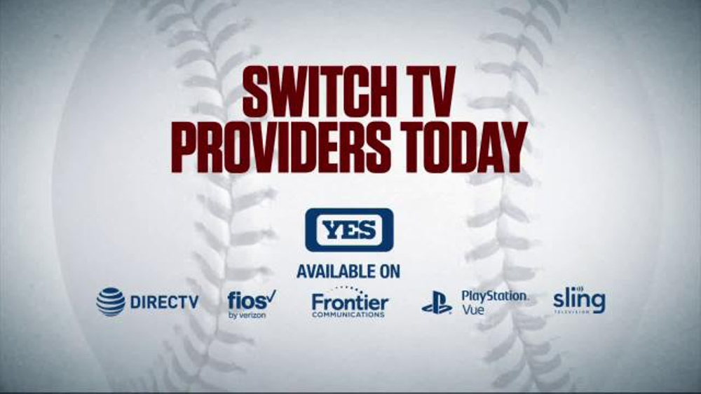 Yes Network TV Commercial, 'Switch TV Providers Today'
