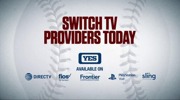 Yes Network TV Spot, 'Switch TV Providers Today'
