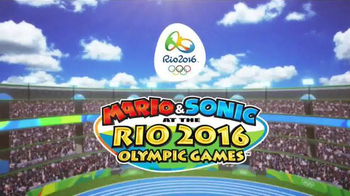 Mario & Sonic at the Rio 2016 Olympic Games TV Spot, 'Teams' - 350 commercial airings