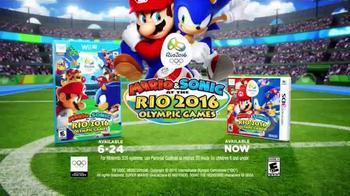 Mario & Sonic at the Rio 2016 Olympic Games TV Spot, 'Teams' - Thumbnail 10