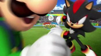 Mario & Sonic at the Rio 2016 Olympic Games TV Spot, 'Teams' - Thumbnail 2