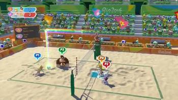Mario & Sonic at the Rio 2016 Olympic Games TV Spot, 'Teams' - Thumbnail 4