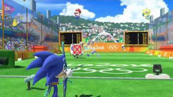 Mario & Sonic at the Rio 2016 Olympic Games TV Spot, 'Teams' - Thumbnail 8