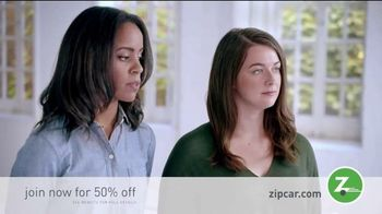 Zipcar TV Spot, 'The Right Chair'