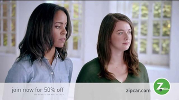 Zipcar TV Spot, 'The Right Chair'