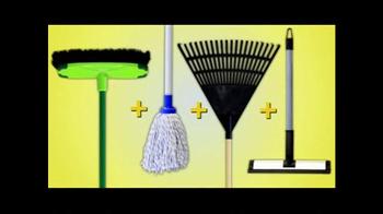 Sweep N Swipe TV Spot, 'Wet or Dry' - Thumbnail 2
