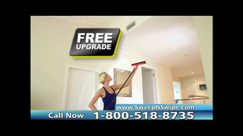 Sweep N Swipe TV Spot, 'Wet or Dry' - Thumbnail 7