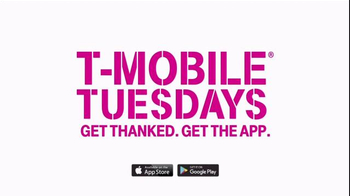T-Mobile Tuesdays TV Spot, 'Gratitude Adjustment' Song by CL - Thumbnail 8