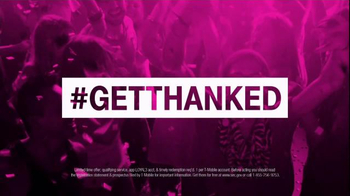 T-Mobile Tuesdays TV Spot, 'Gratitude Adjustment' Song by CL - Thumbnail 2
