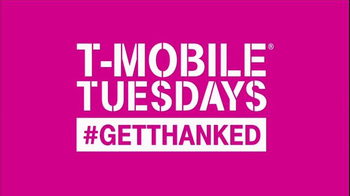 T-Mobile Tuesdays TV Spot, 'Gratitude Adjustment' Song by CL - Thumbnail 6