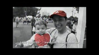 American Diabetes Association TV Spot, 'Red Strider' - Thumbnail 2