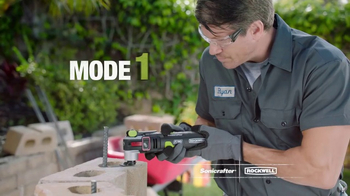 Rockwell Sonicrafter F80 TV Spot, 'Most Powerful Oscillating Multi-Tool' - Thumbnail 4