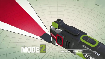 Rockwell Sonicrafter F80 TV Spot, 'Most Powerful Oscillating Multi-Tool' - Thumbnail 6