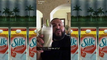 Silk Original Soymilk TV Spot, 'Smile' Featuring DJ Khaled - Thumbnail 1