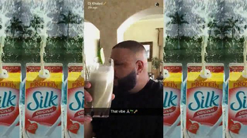 Silk Original Soymilk TV Spot, 'Smile' Featuring DJ Khaled - Thumbnail 3