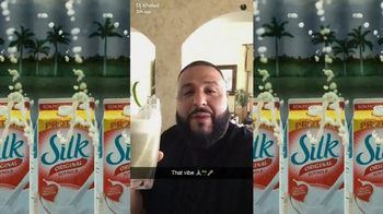 Silk Original Soymilk TV Spot, 'Smile' Featuring DJ Khaled - Thumbnail 7