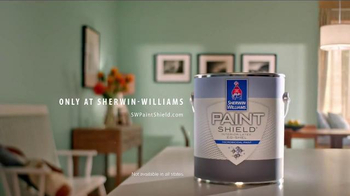 Sherwin-Williams Paint Shield TV Spot, 'Bacteria-Killing Paint' - Thumbnail 8