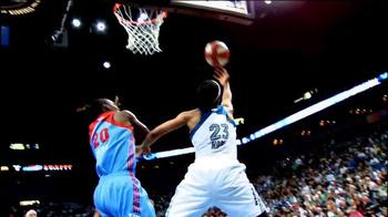 WNBA TV Spot, 'Shout Out to the WNBA for Its 20th Season' - Thumbnail 4