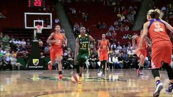 WNBA TV Spot, 'Shout Out to the WNBA for Its 20th Season' - Thumbnail 5