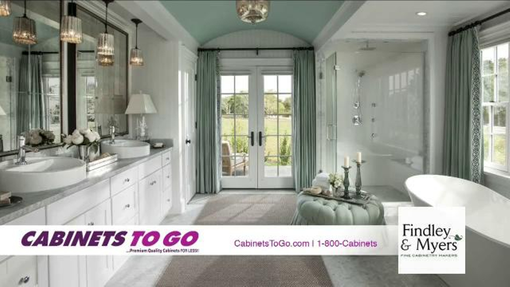 Cabinets To Go Buy More! Save More! Sale TV Commercial, U0027Summer Offers  Extendedu0027   ISpot.tv