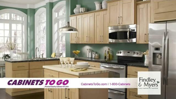 Cabinets To Go Buy More! Save More! Sale TV Spot, 'Summer Offers Extended' - Thumbnail 1