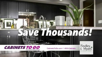 Cabinets To Go Buy More! Save More! Sale TV Spot, 'Summer Offers Extended' - Thumbnail 3