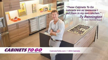 Cabinets To Go Buy More! Save More! Sale TV Spot, 'Summer Offers Extended' - Thumbnail 6
