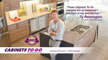 Cabinets To Go Buy More! Save More! Sale TV Spot, 'Summer Offers Extended' - Thumbnail 7
