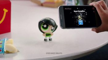 McDonald's Happy Meal TV Spot, 'The Powerpuff Girls' - 425 commercial airings