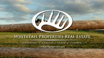 Whitetail Properties TV Spot, 'Kansas Hunting Farm With Log Home: Kingman' - Thumbnail 10