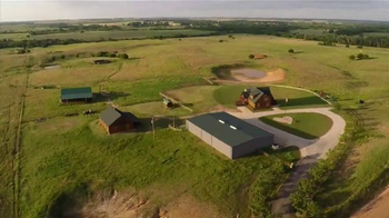 Whitetail Properties TV Spot, 'Kansas Hunting Farm With Log Home: Kingman' - Thumbnail 4