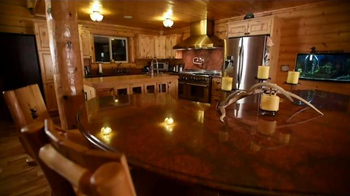 Whitetail Properties TV Spot, 'Kansas Hunting Farm With Log Home: Kingman' - Thumbnail 8