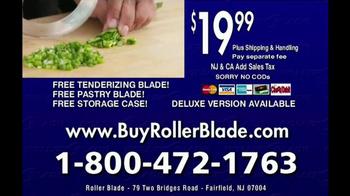 Roller Blade TV Spot, 'Slice & Dice' - Thumbnail 8