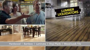 Lumber Liquidators TV Spot, 'Engineered Bamboo and Prefinished Hardwood' - Thumbnail 9