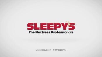 Sleepy's Super Saturday Mattress Sale TV Spot, '2016 June: Name Brands' - Thumbnail 8