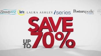 Sleepy's Super Saturday Mattress Sale TV Spot, '2016 June: Name Brands' - Thumbnail 3