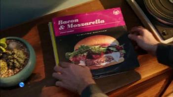 Wendy's Bacon Mozzarella Burger TV Spot, 'Shazam the Experience' - Thumbnail 2