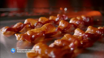 Wendy's Bacon Mozzarella Burger TV Spot, 'Shazam the Experience' - Thumbnail 4