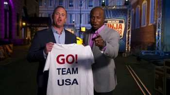 Team USA Gear TV Spot, 'Go Team USA' - 333 commercial airings