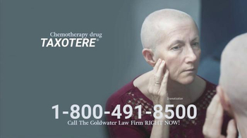 Goldwater Law Firm TV Spot, 'Chemotherapy Hair Loss' - Thumbnail 2
