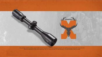 Bushnell Trophy Xtreme Riflescopes TV Spot, 'No Compromise' - Thumbnail 5