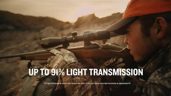 Bushnell Trophy Xtreme Riflescopes TV Spot, 'No Compromise' - Thumbnail 4