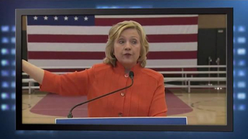 Rebuilding America Now PAC TV Spot, 'Hillary Clinton: More of the Same' - Thumbnail 1