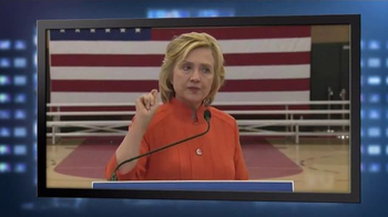 Rebuilding America Now PAC TV Spot, 'Hillary Clinton: More of the Same'