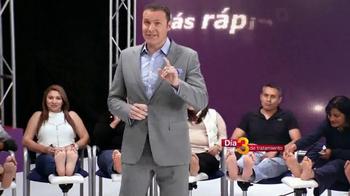 Silka TV Spot, 'Semana de tratamiento: Día 3' con Alan Tacher [Spanish]