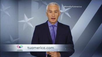Univision Contigo TV Spot, 'Sea parte del proceso electoral' [Spanish] - 8 commercial airings