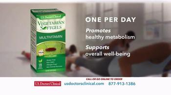 U.S. Doctors' Clinical Multivitamin Softgels TV Spot, 'Your Health' - Thumbnail 2